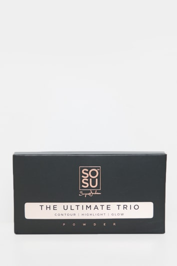 SOSUBYSJ THE ULTIMATE TRIO CONTOUR AND HIGHLIGHT PALETTE