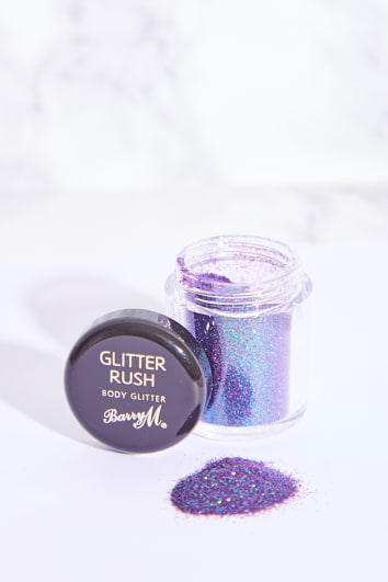 BARRY M NIGHT FAIRY GLITTER RUSH BODY GLITTER