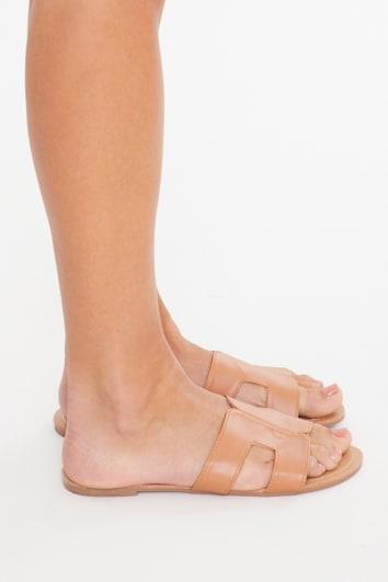 tan sliders