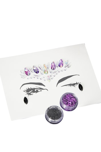 GINGER RAY WITCH GLITTER MAKEUP KIT