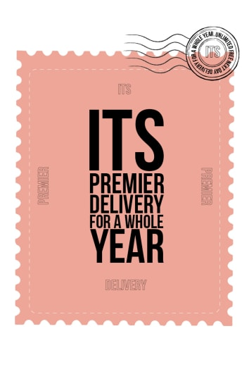 Premier Delivery Subscription For Life