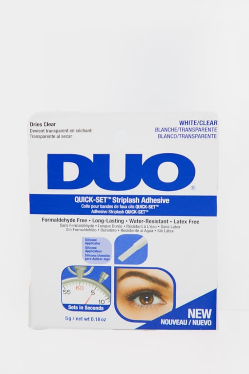 DUO QUICK SET EYELASH ADHESIVE CLEAR