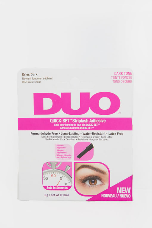 DUO QUICK SET EYELASH ADHESIVE DARK