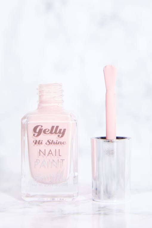 BARRY M GELLY PINK LEMONADE NAIL PAINT