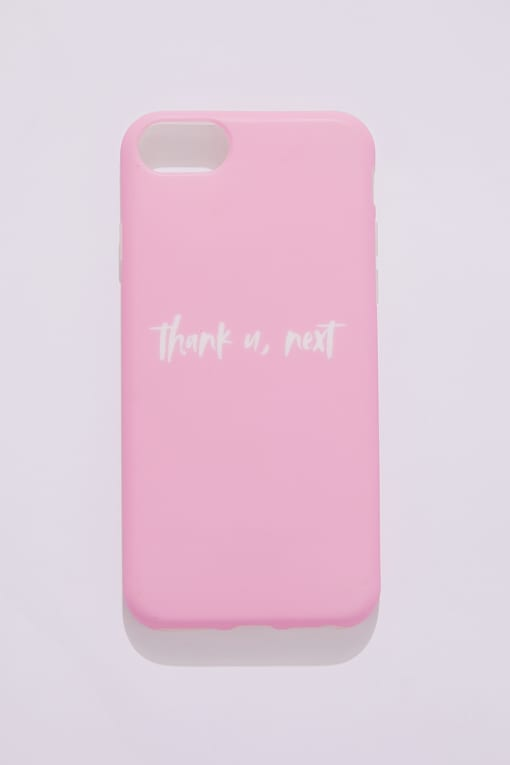 COCONUT LANE THANK U, NEXT PINK PHONE CASE