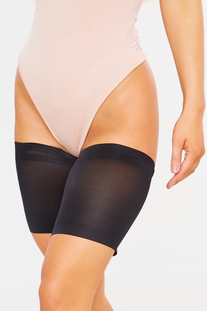 BLACK CHAFING BANDS