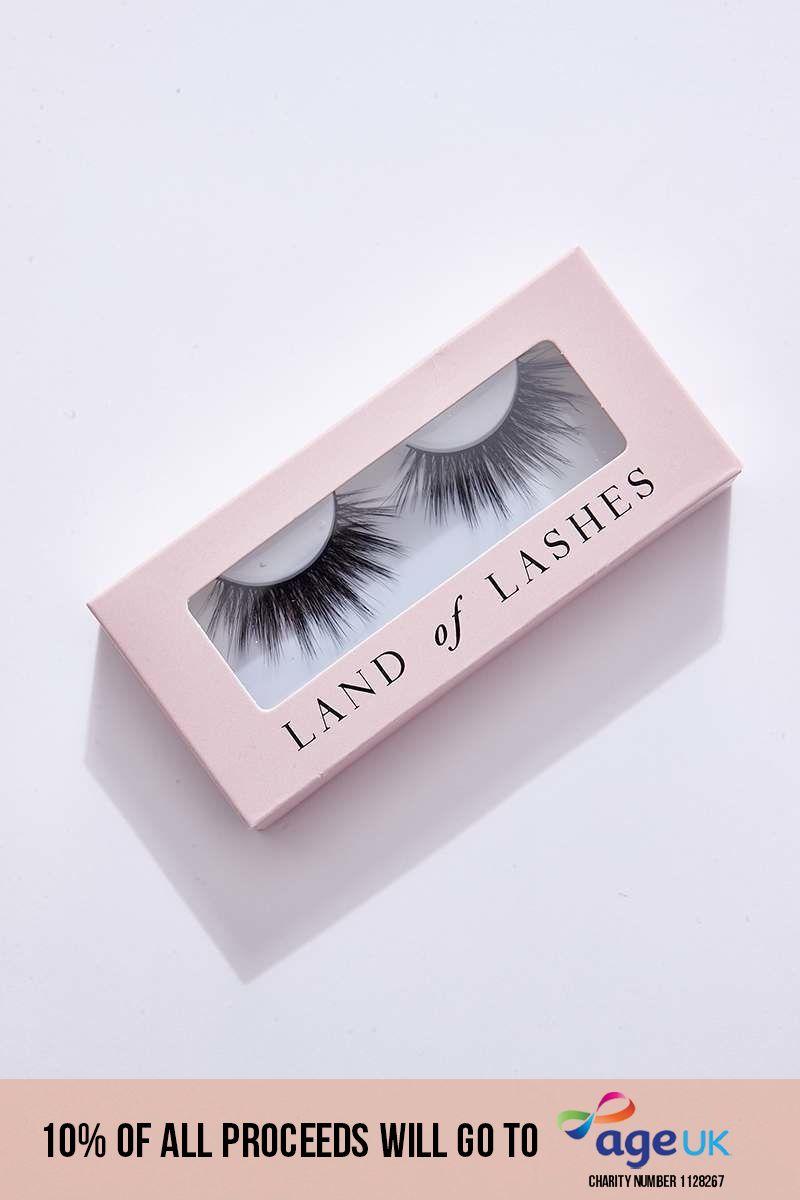 of lashes captivate false eyelashes