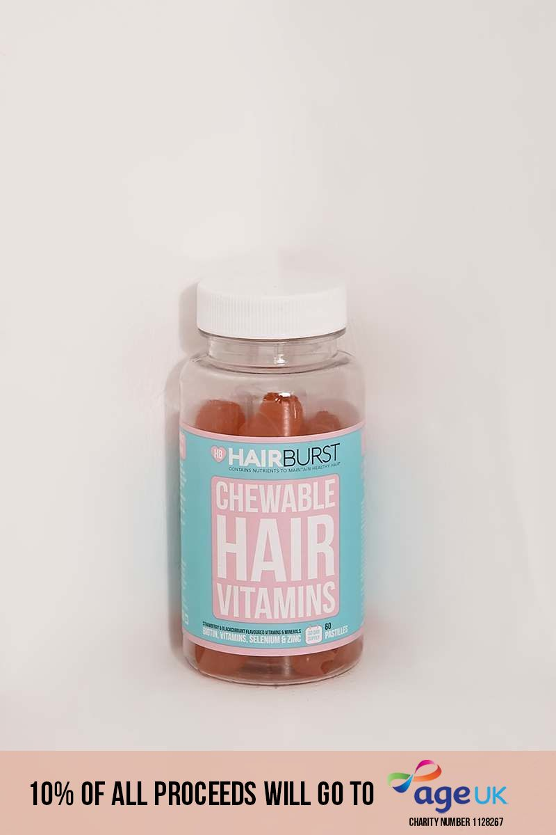 chewable hair vitamins