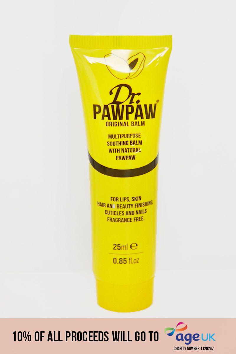 DR PAW PAW ORIGINAL BALM YELLOW
