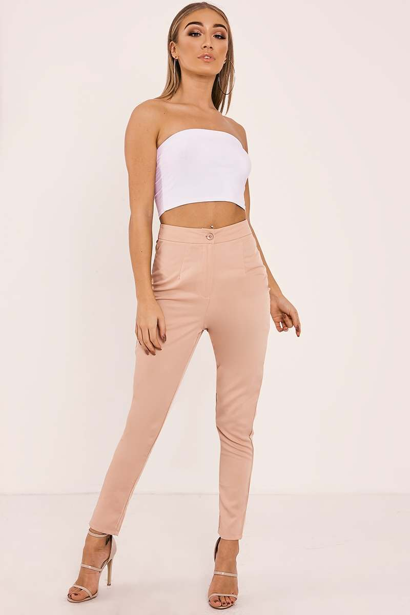 nude cigarette trousers