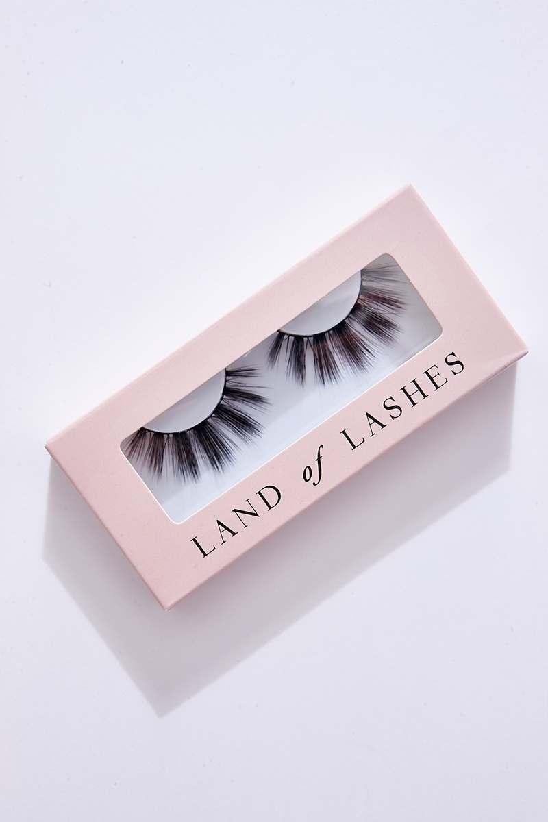 of lashes bohemian false eyelashes