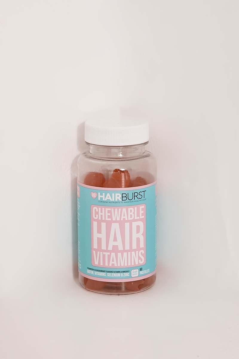 HAIRBURST CHEWABLE HAIR VITAMINS