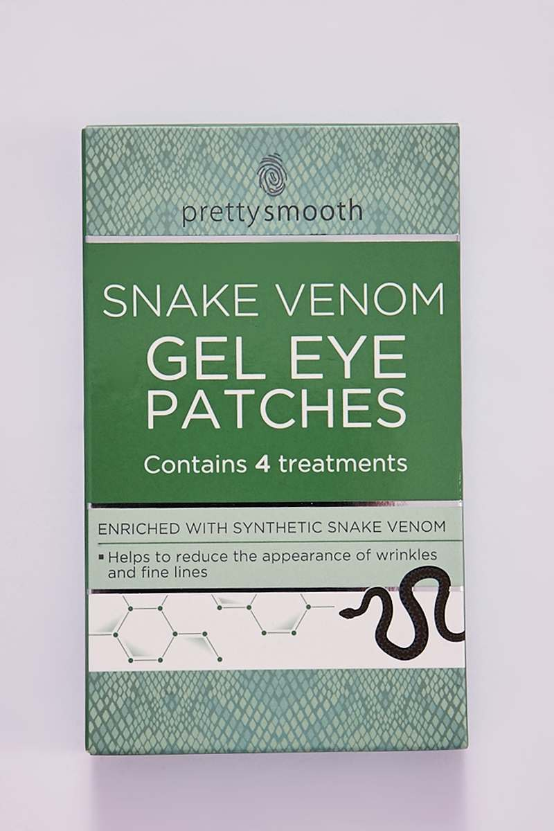 SNAKE VENOM GEL EYE PATCHES