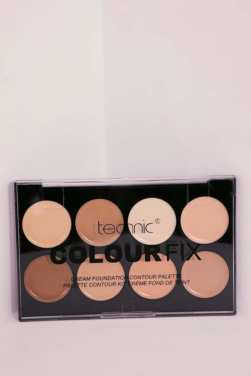 TECHNIC CREAM COLOUR FIX CONTOUR PALETTE