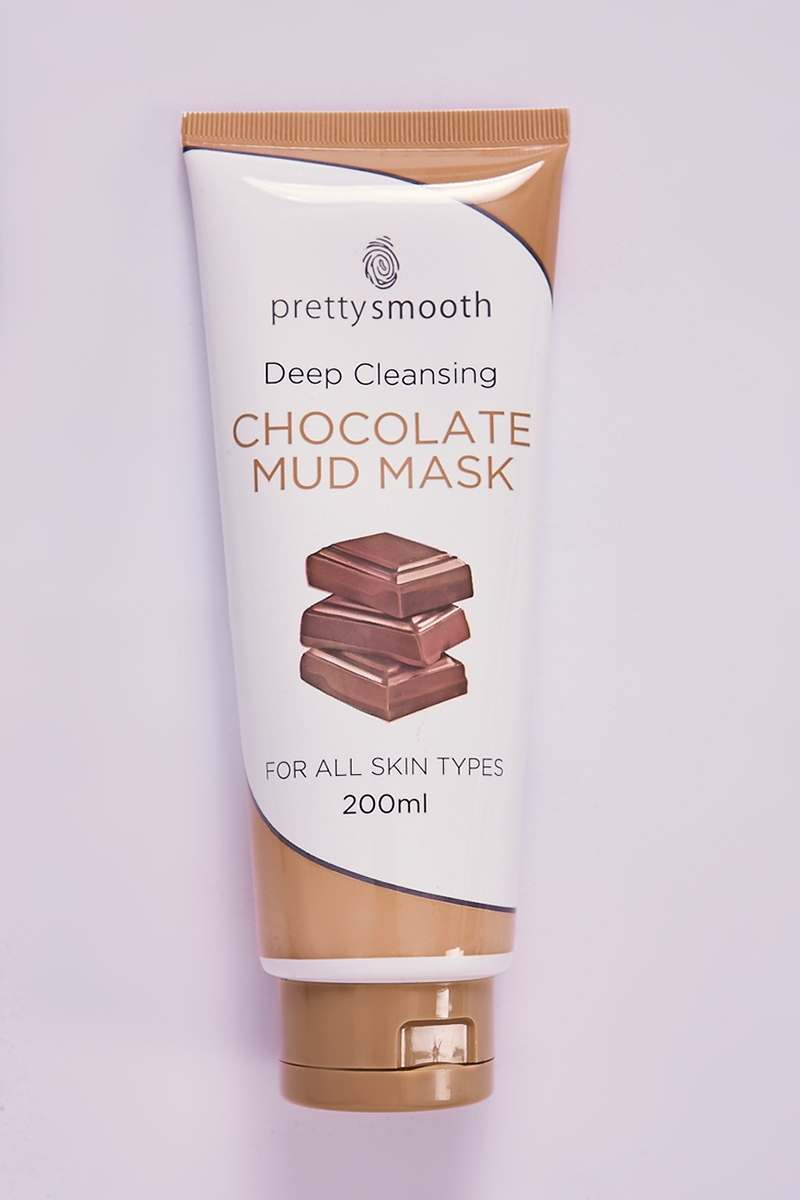 DEEP CLEANSING CHOCOLATE MUD MASK