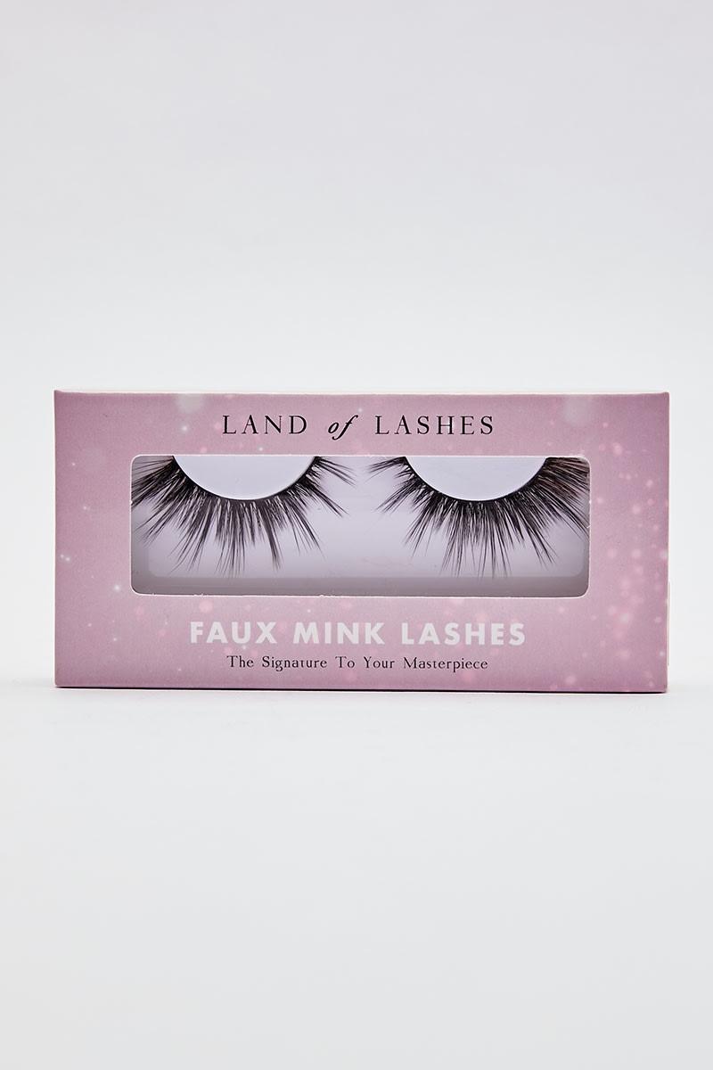 of lashes allure faux mink eyelashes