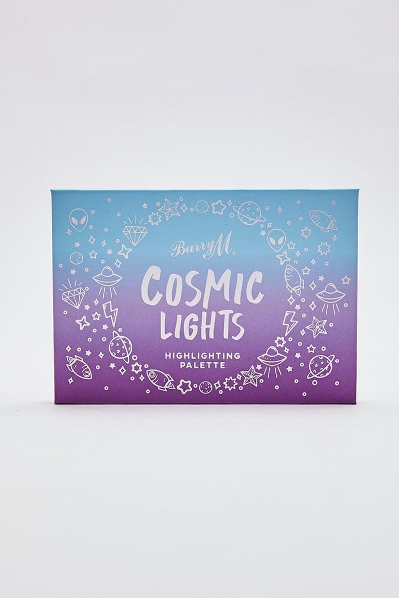 BARRY M COSMIC LIGHTS HIGHLIGHTER PALETTE