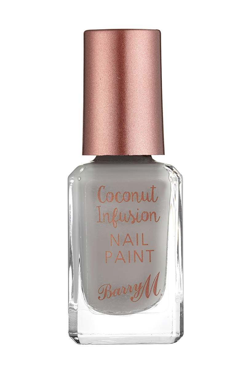 BARRY M COCONUT INFUSION NAIL POLISH STORM