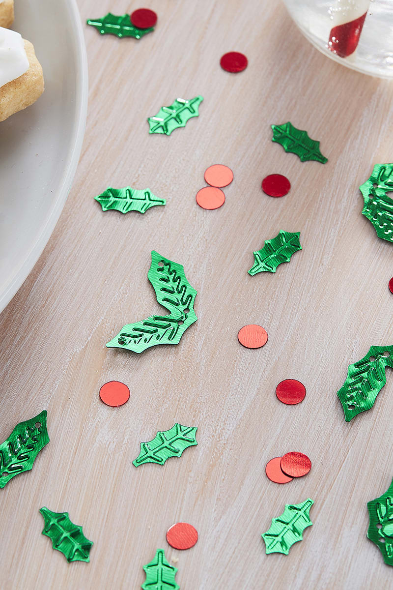 GINGER RAY HOLLY CONFETTI