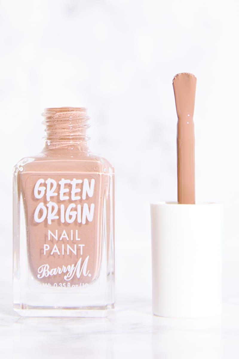 BARRY M GREEN ORIGIN MUSHROOM NAIL PAINT