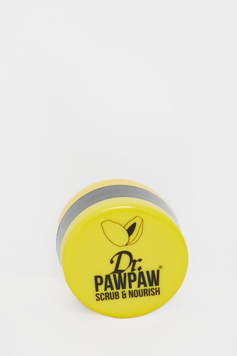 DR PAW PAW SCRUB & NOURISH 2 IN 1 LIP BALM SCRUB
