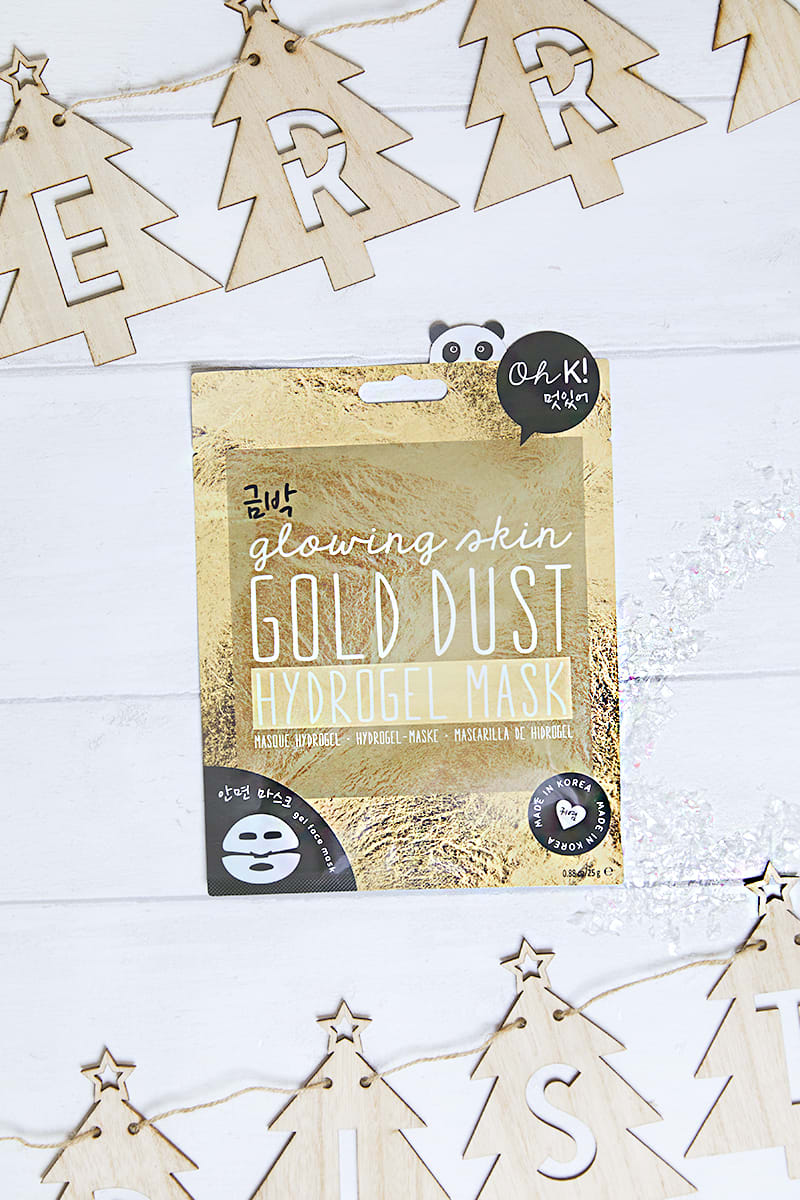OH K! GOLD DUST HYDROGEL SHEET MASK