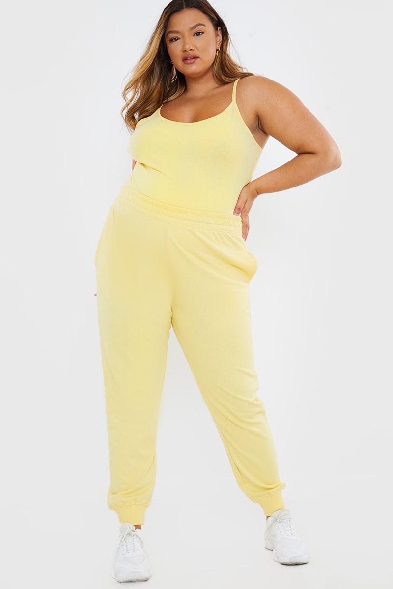 Curve Saffron Barker Yellow Cuffed