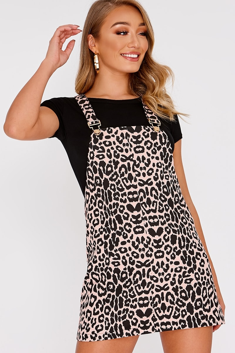 RESERVED ASOS leopard print two piece bikini size Depop