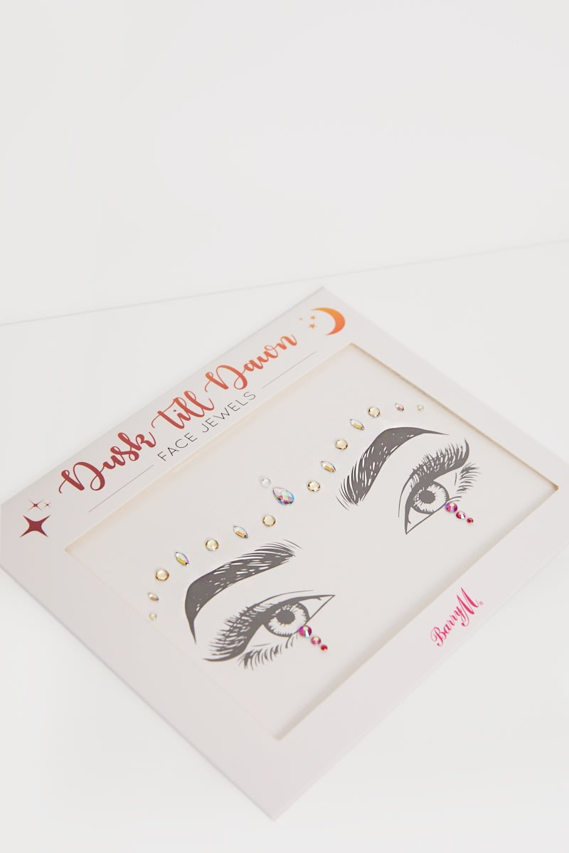 BARRY M DUSK TILL DAWN FACE JEWELS