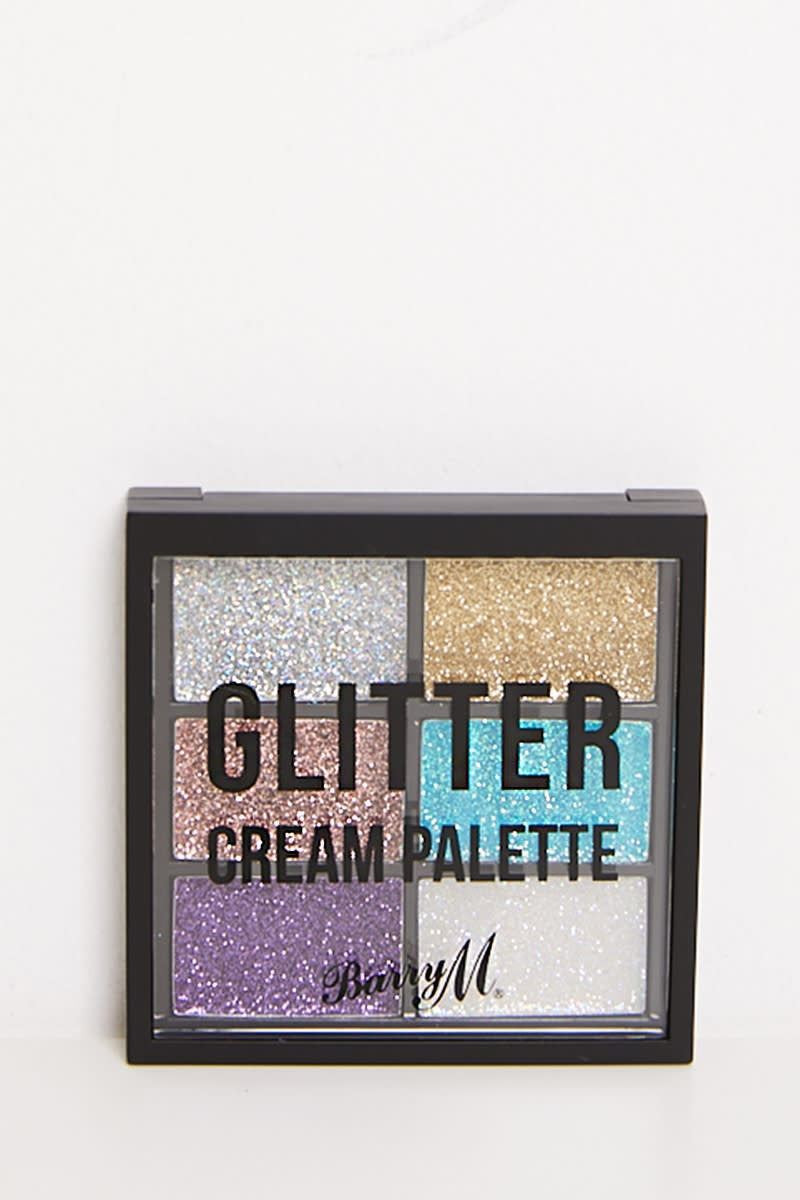 BARRY M GLITTER CREAM PALETTE