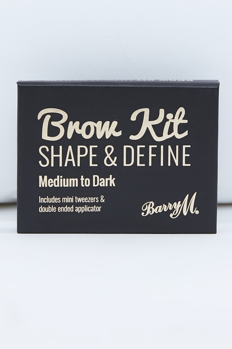BARRY M MEDIUM/DARK BROW KIT