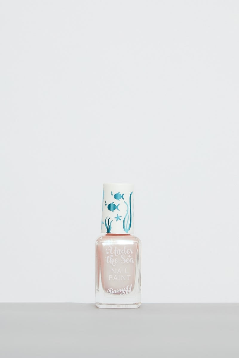 BARRY M UNDER THE SEA ANGELFISH NAIL PAINT