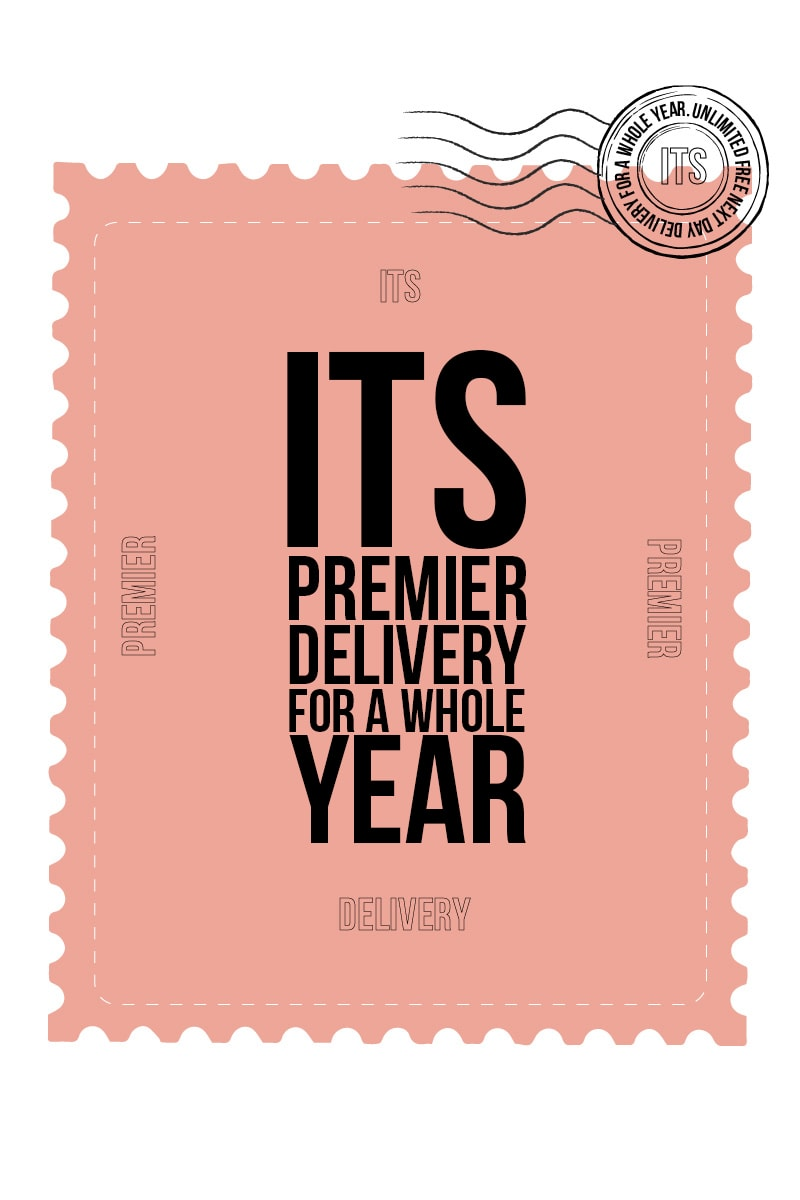 Premier Delivery Subscription For 12 Months