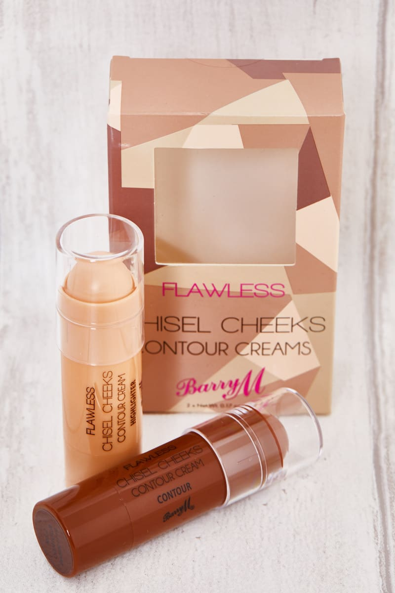 BARRY M CONTOURING HIGHLIGHTING CREAM SET