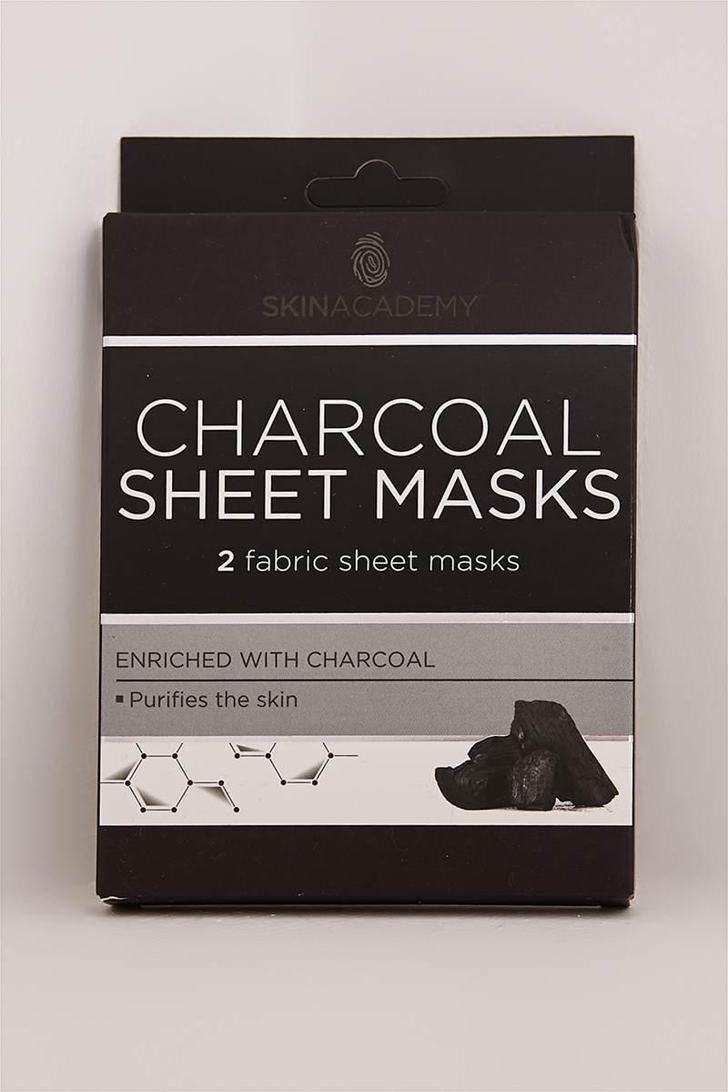 CHARCOAL SHEET MASKS
