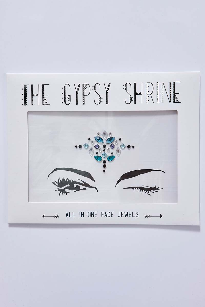 GYPSY SHRINE NIGHT FEVER FACE JEWELS