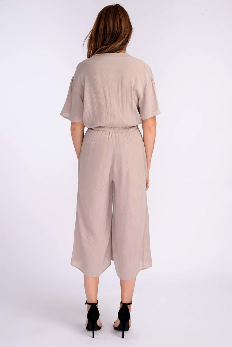 Binky Stone Culotte Jumpsuit