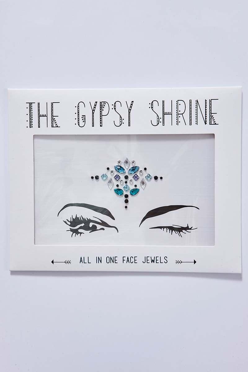 GYPSY SHRINE NIGHT FEVER FACE JEWELS