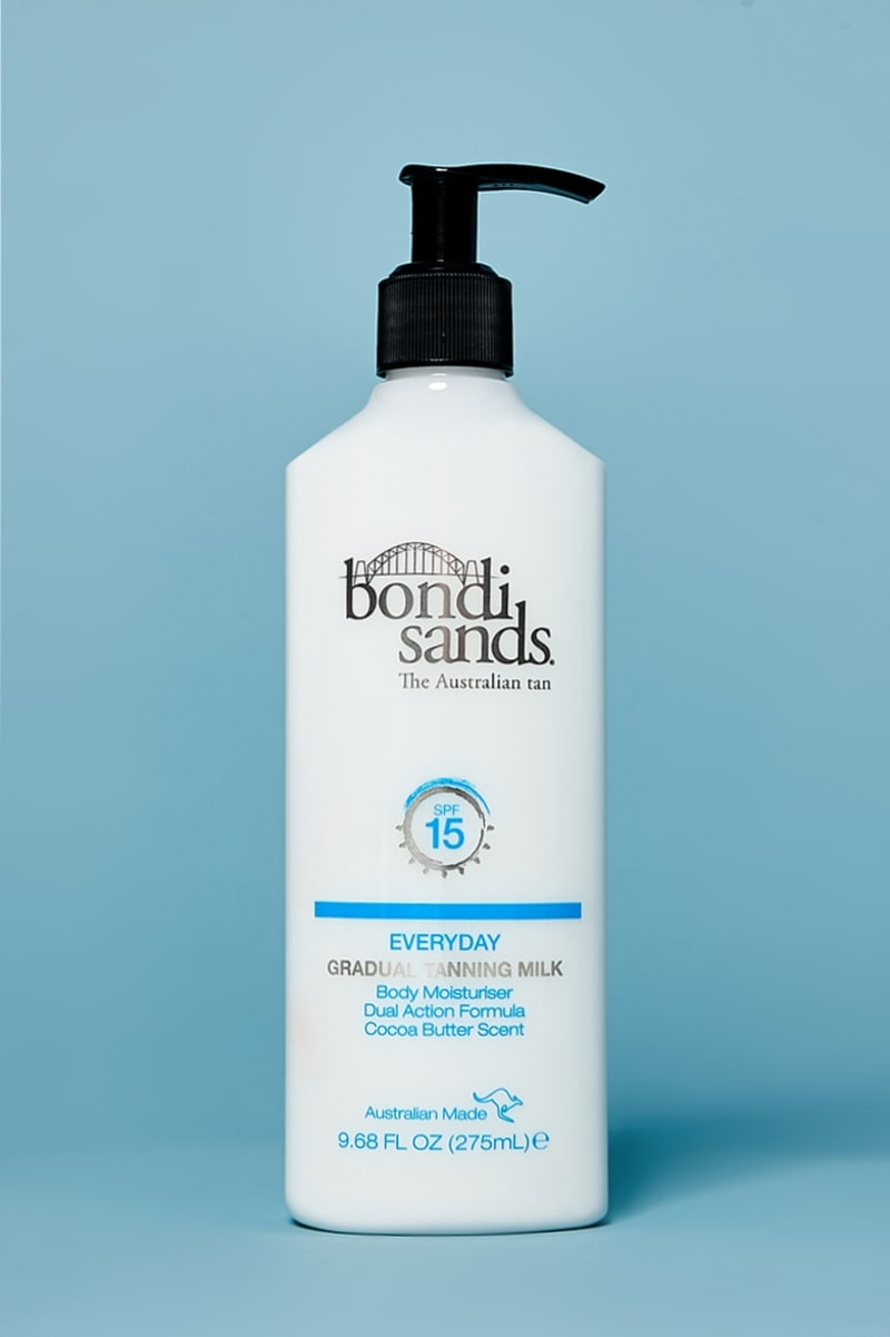 BONDI SANDS GRADUAL TANNING MILK SPF 15 275ML