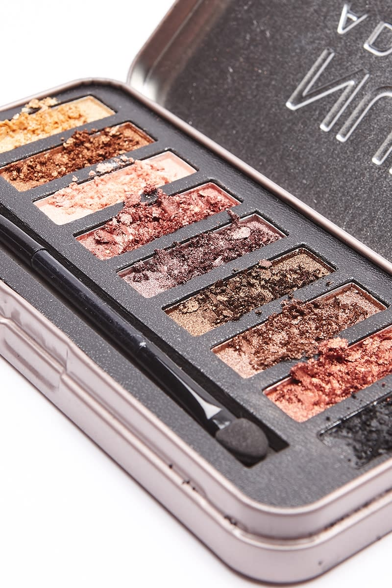 NUDE ADDICTS EYESHADOW PALETTE