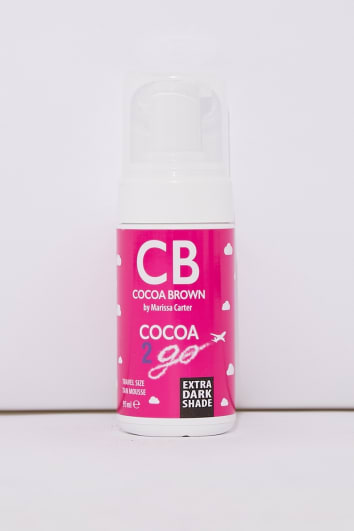 COCOA BROWN TRAVEL SIZE 1 HOUR EXTRA DARK