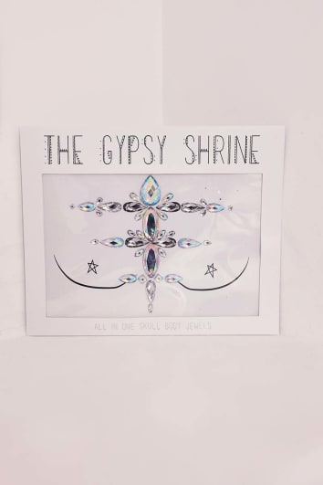 GYPSY SHRINE SKULL ALL IN ONE BODY JEWEL
