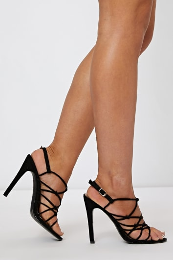 This skinny nude sexy heels agree with