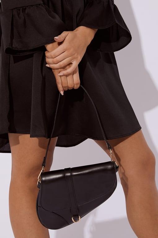 BLACK PU BAG
