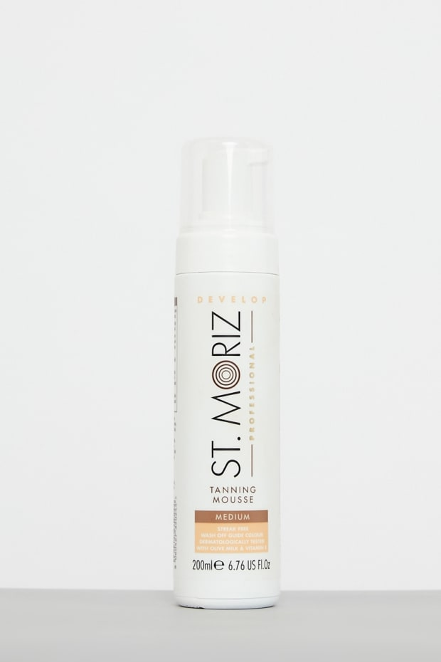 ST MORIZ PROFESSIONAL MOUSSE MEDIUM