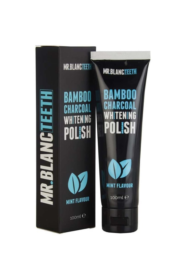 MR BLANC BAMBOO TOOTH POLISH