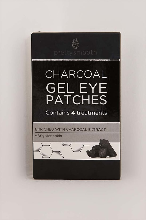 CHARCOAL GEL EYE PATCHES