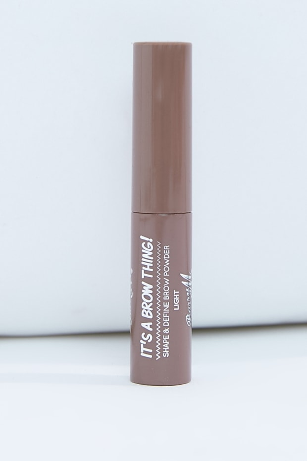 BARRY M IT'S A BROW THING LIGHT BROW POWDER