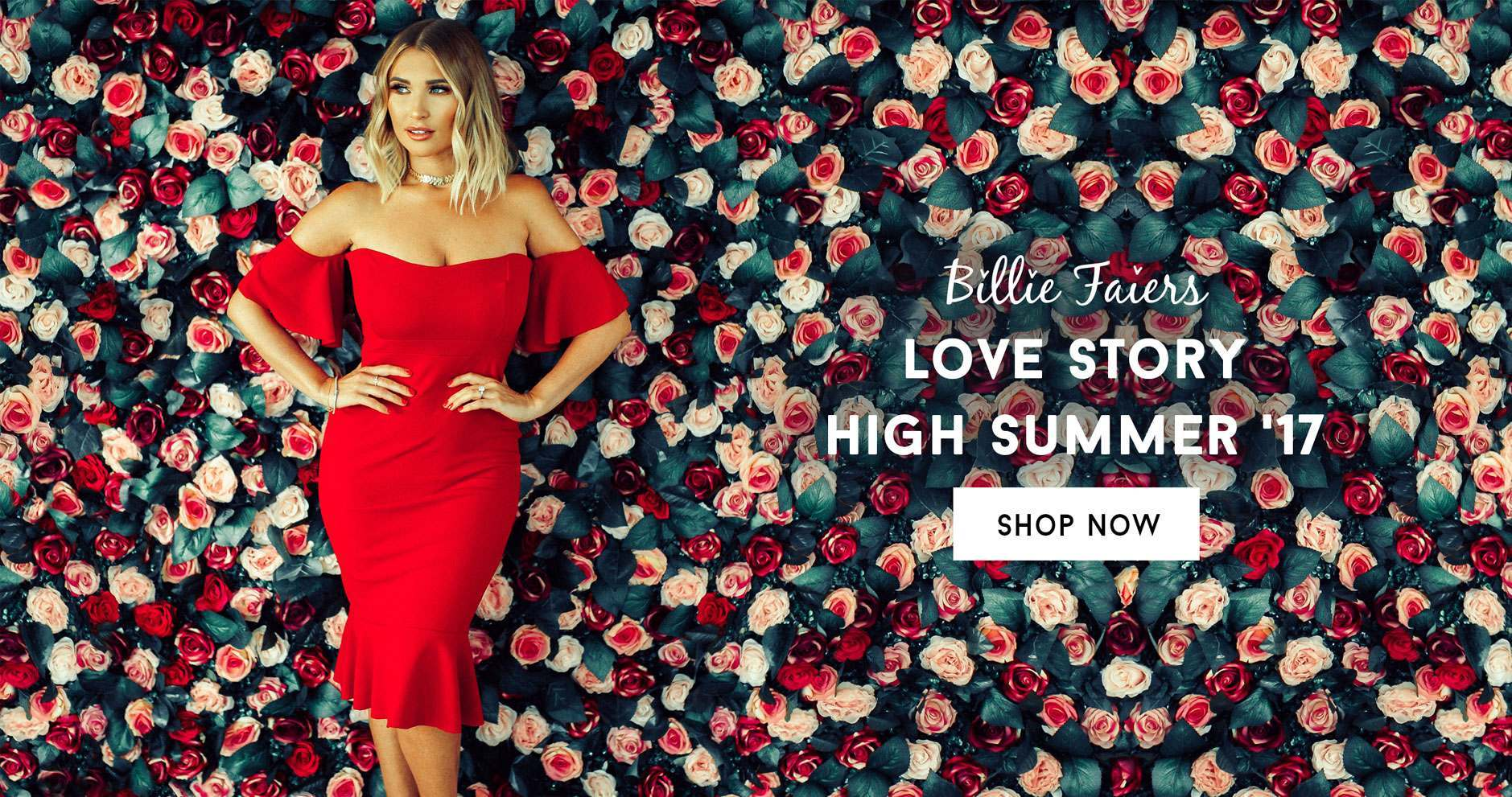 Billie Faiers - Summer Collection